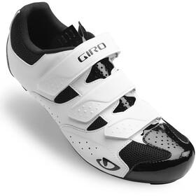Giro Techne schoenen Heren wit/zwart